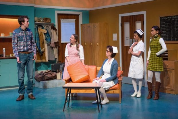 Factory Theatre's Prairie Nurse Offers Culture-Clash and Quirky Canadiana