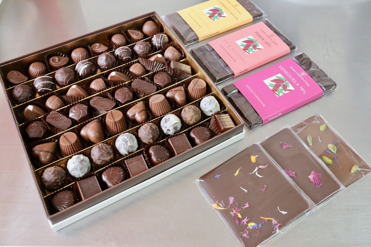 Durig is the best chocolatier in Lausanne, Switzerland.