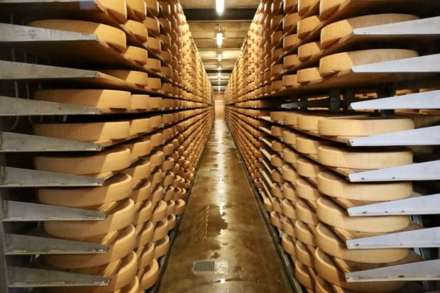 Cheese Lovers Live with a Farm Family in the Swiss Village of Gruyere