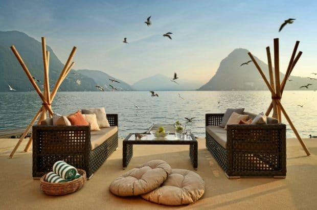 Grand Hotel Villa Castagnola in Lugano