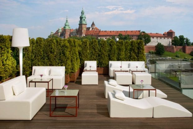 Sheraton Grand Krakow Luxury Hotel
