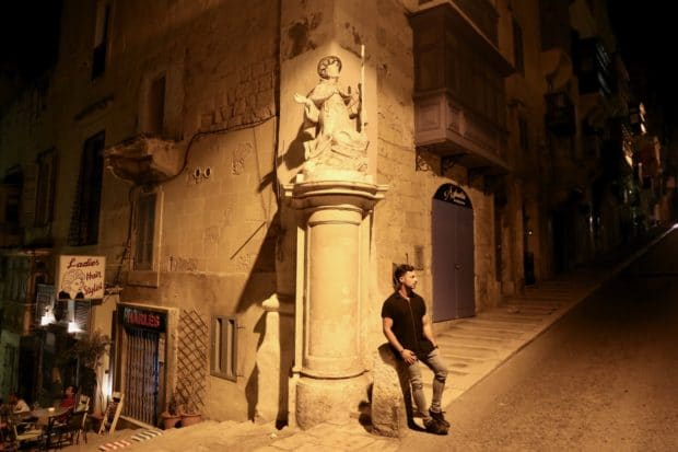 Late Night Photography Tour Of Malta's Romantic Valletta