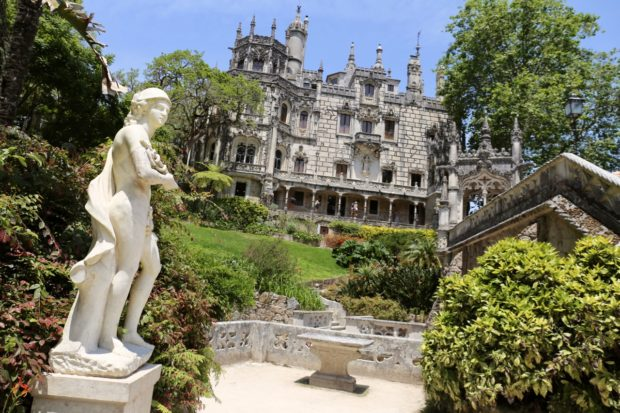 Lisbon Day Trip: Palace Hopping in Sintra