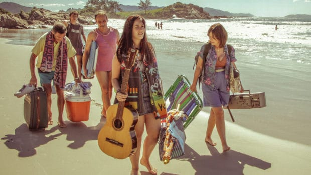 A Family Unravels on the Beach in Florianopolis Dream