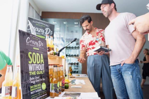 Crazy D's Prebiotic Soda Labs
