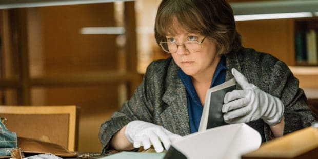 Melissa McCarthy Plays a Frumpy Forger in Can You Ever Forgive Me?