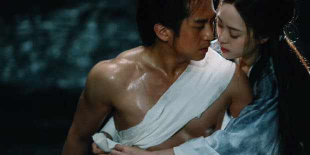 Feminine Moves Win the Fight in Chinese Epic Shadow