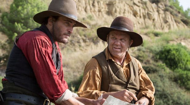 The Sisters Brothers: A Wild Western Set in Oregon's Gold Rush