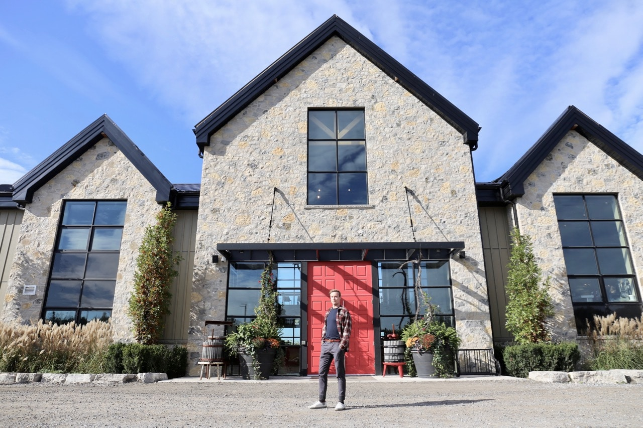 Adamo Estate Winery is located near Hockley Valley Spa.