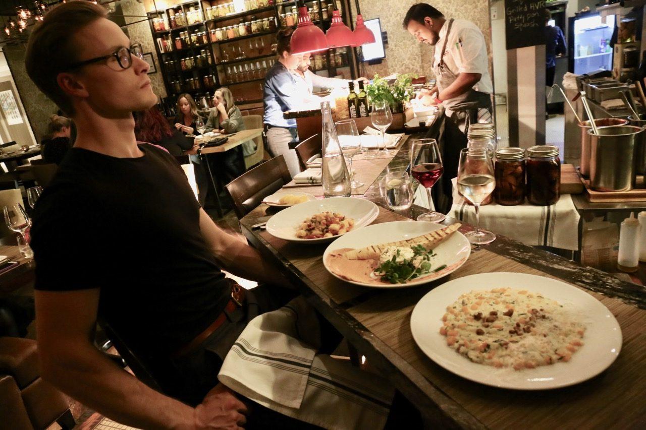 Enjoy dinner for two at Hockley Valley Resort's Cabin Restaurant.