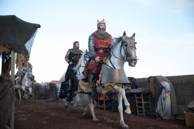 Outlaw King: The Brutal Fight for Scottish Independence