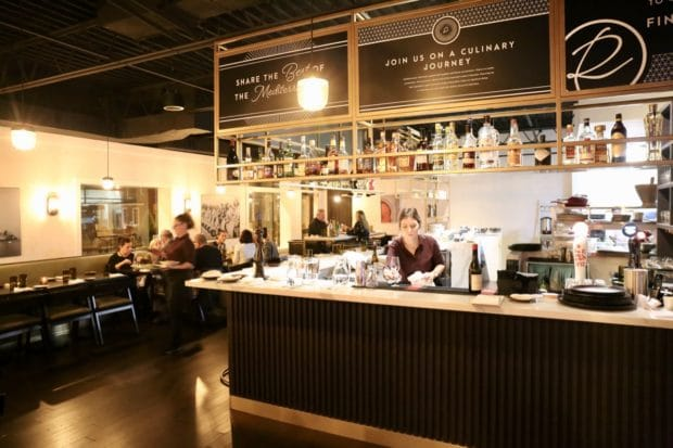 Ricarda's Brings Fine Dining to Downtown Oakville