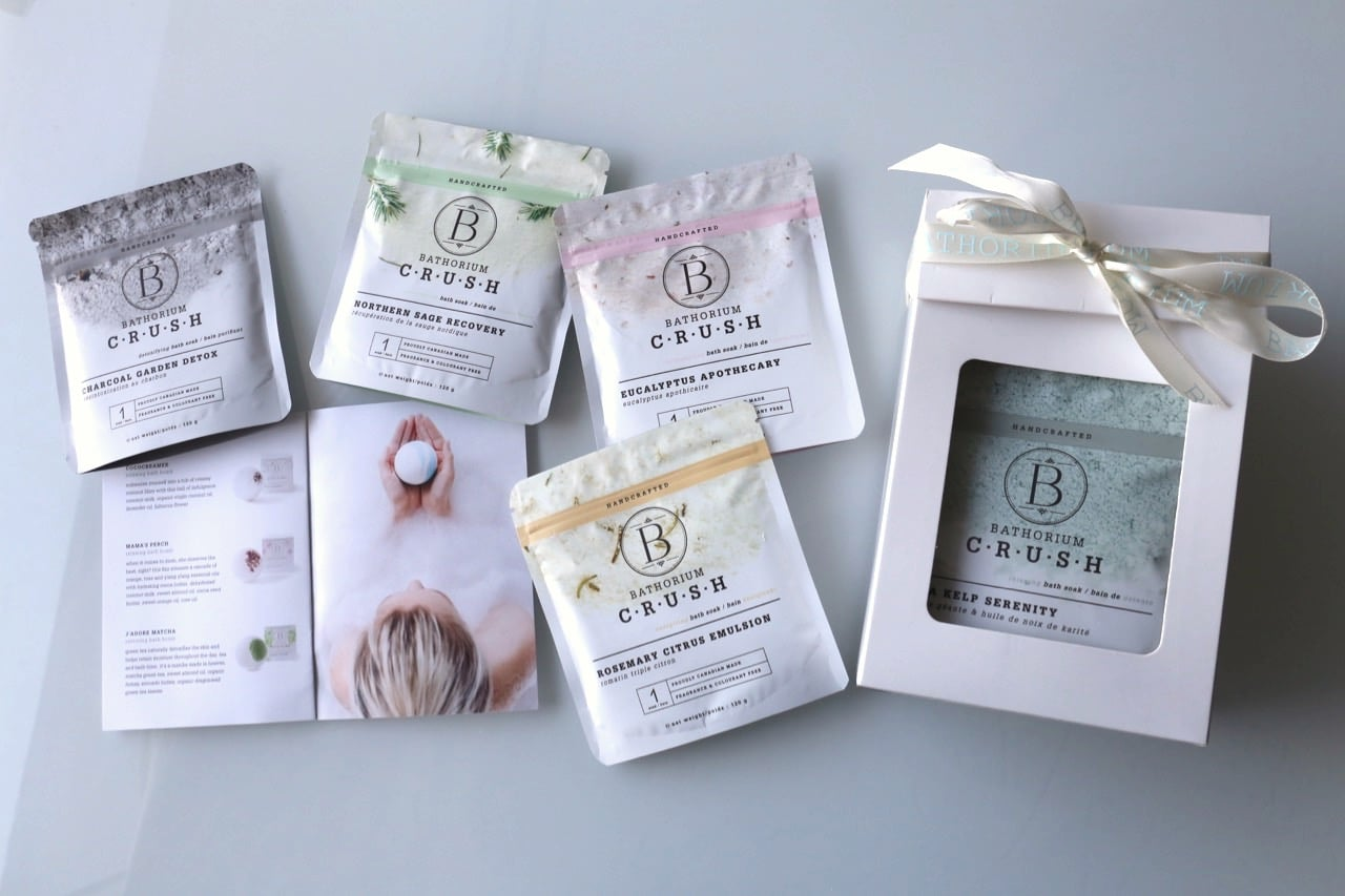 Bathorium offers spa treats for Toronto gift basket lovers.