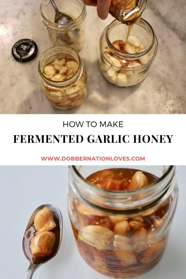 How To Make Fermented Honey Dobbernationloves