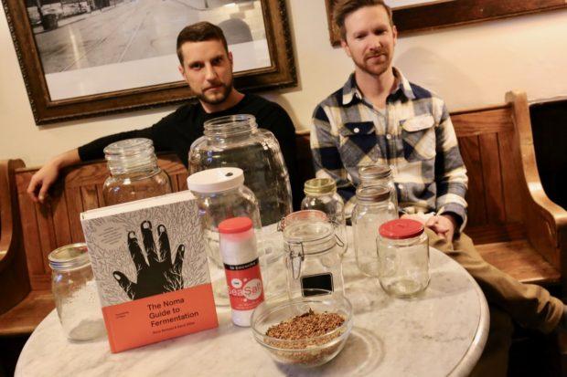 Lacto-fermentation party