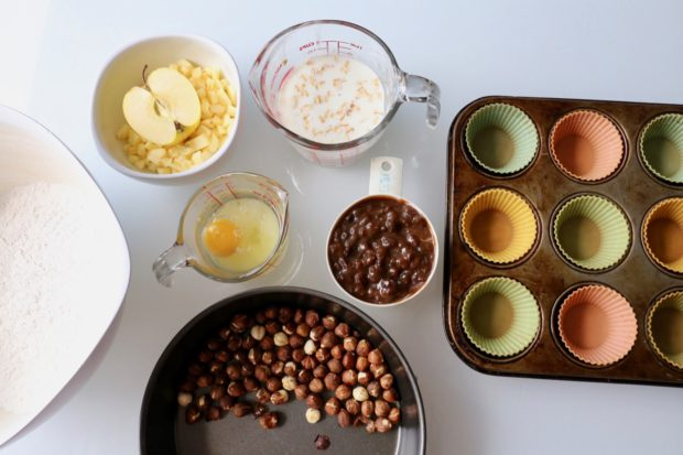 Mincemeat Muffins ingredients