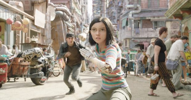 Alita: Battle Angel Proves James Cameron is a Movie Master
