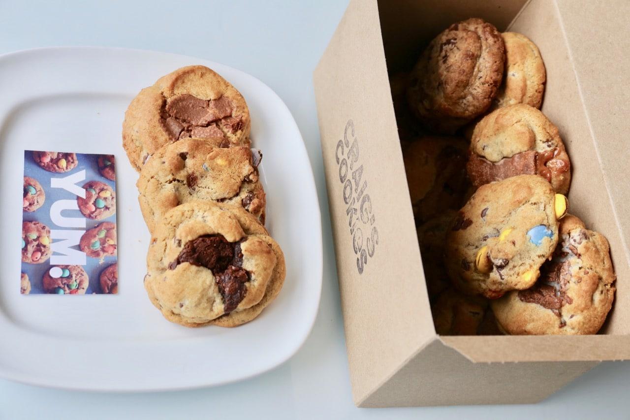 Toronto Gift Baskets: Craig's Cookies