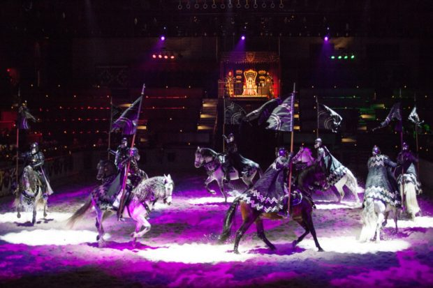 Medieval Times Toronto is the perfect place to take horse lovers.
