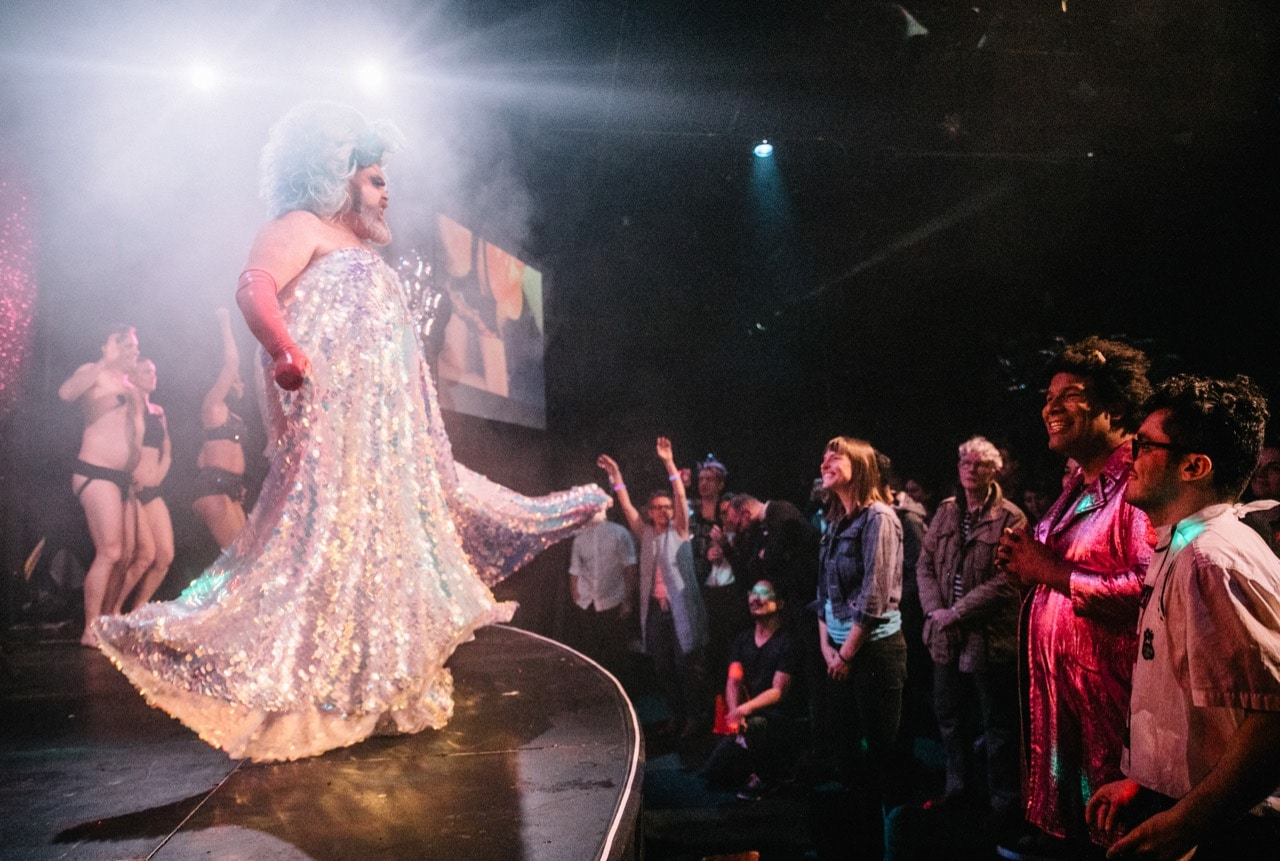 Gay Bars Toronto: Buddies in Bad Times is the world's largest and longest running queer theatre.