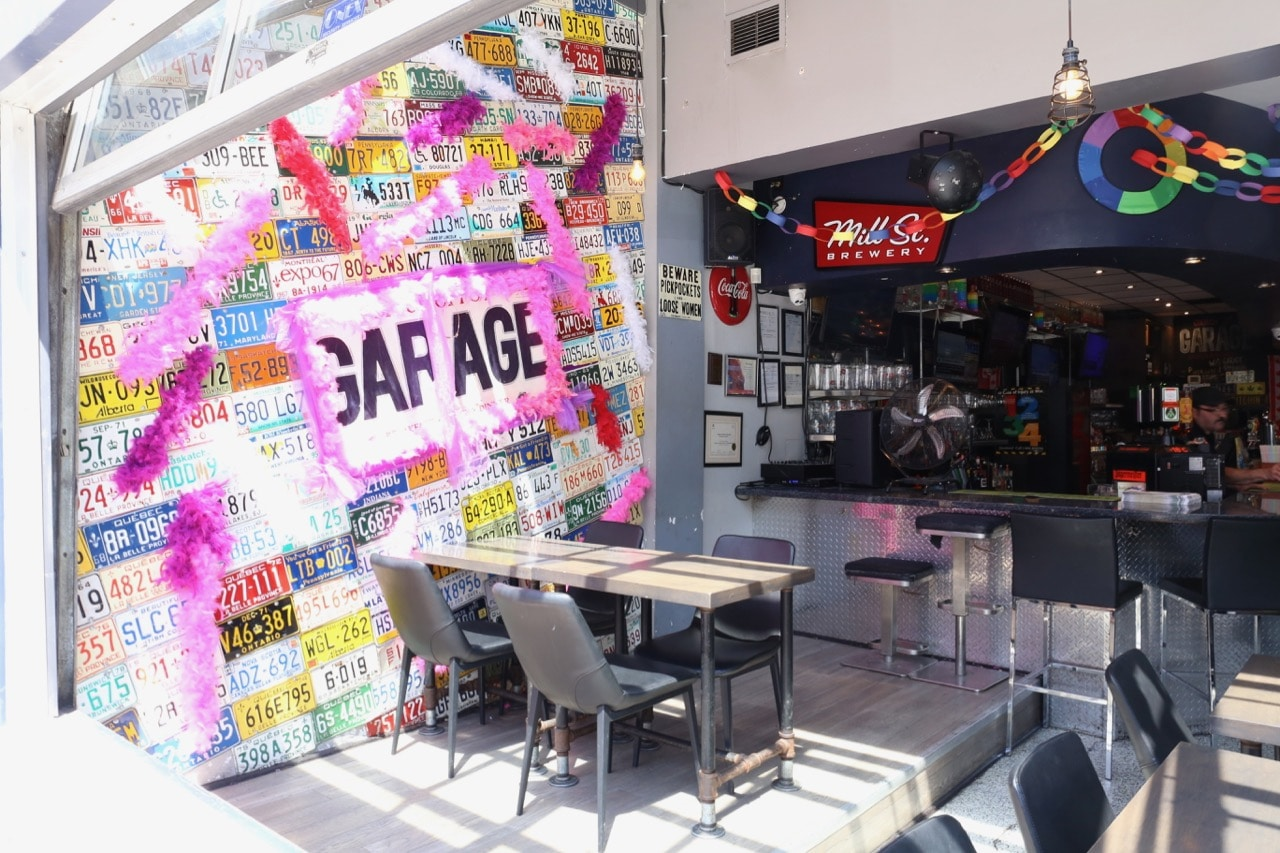 Church St. Garage offers drag and karaoke nights in The Village.