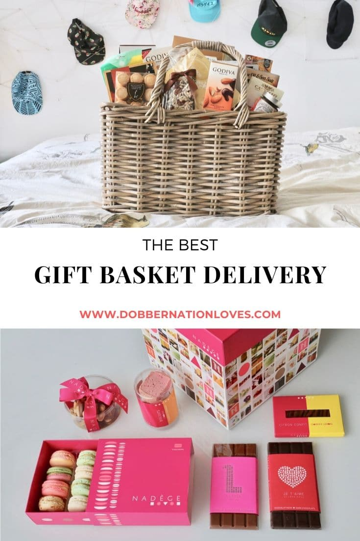Save our Toronto Gift Baskets Guide to Pinterest!