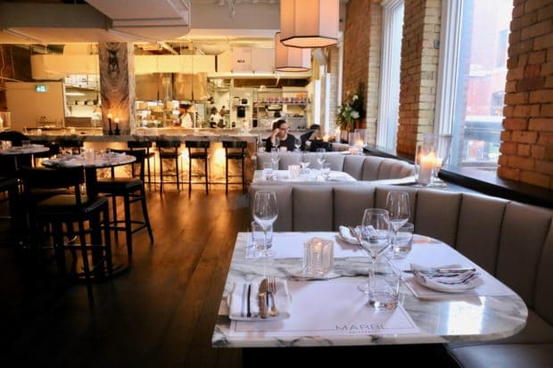 MARBL Restaurant: Steakhouse and Bar on King Street West in Toronto