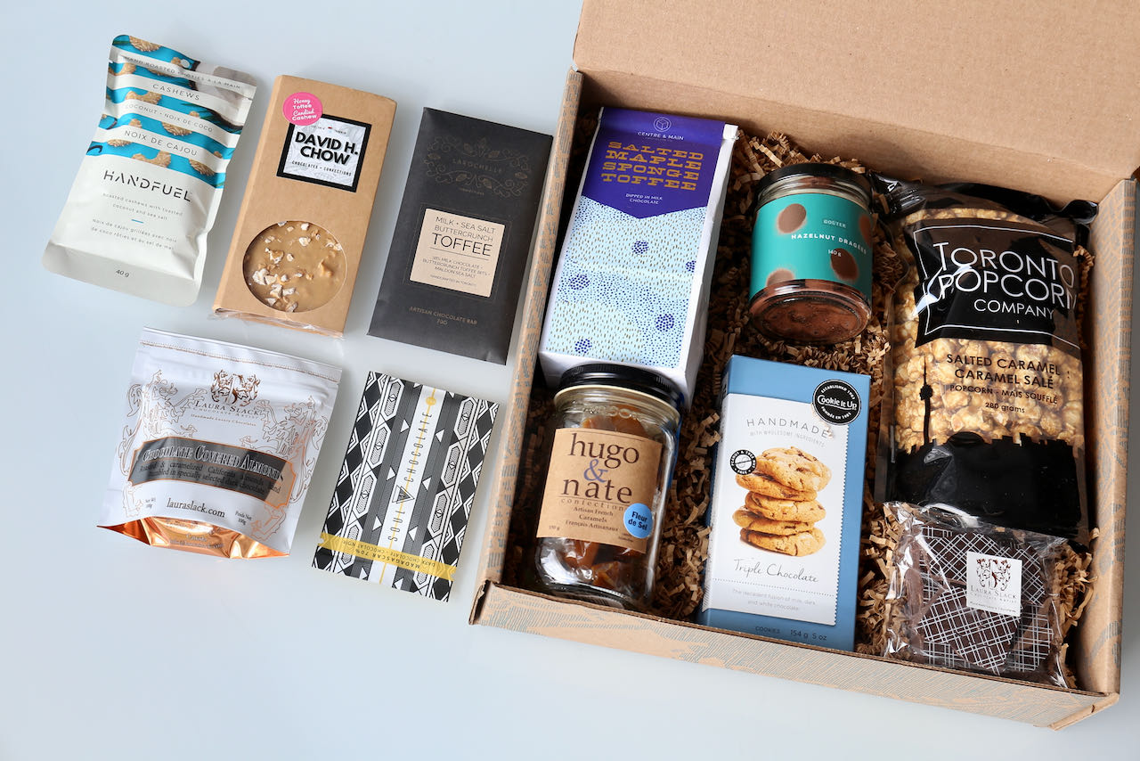 Saul Good Gift Co focuses on curating high quality Canadian products.