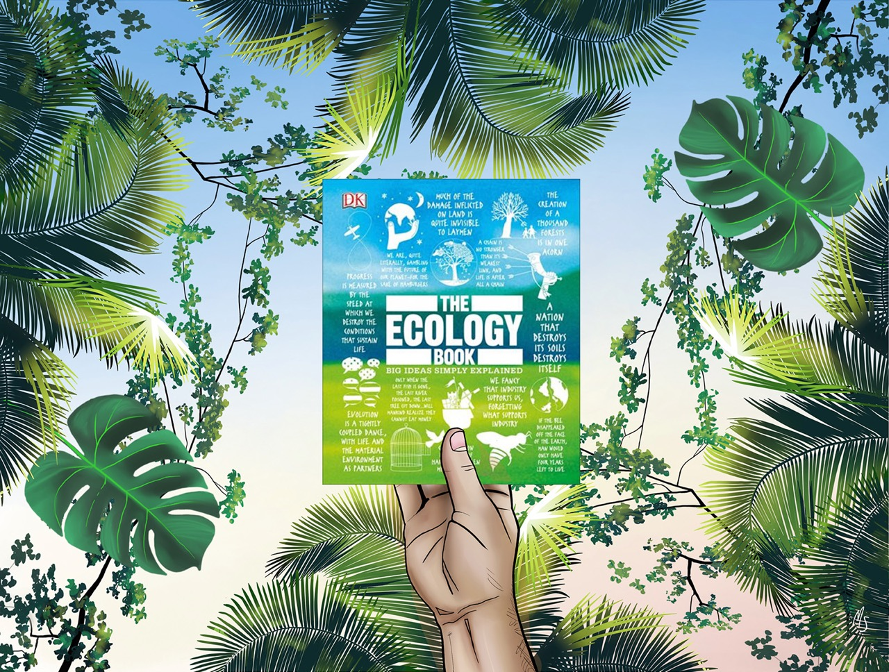 The Ecology Book by DK Publishing.