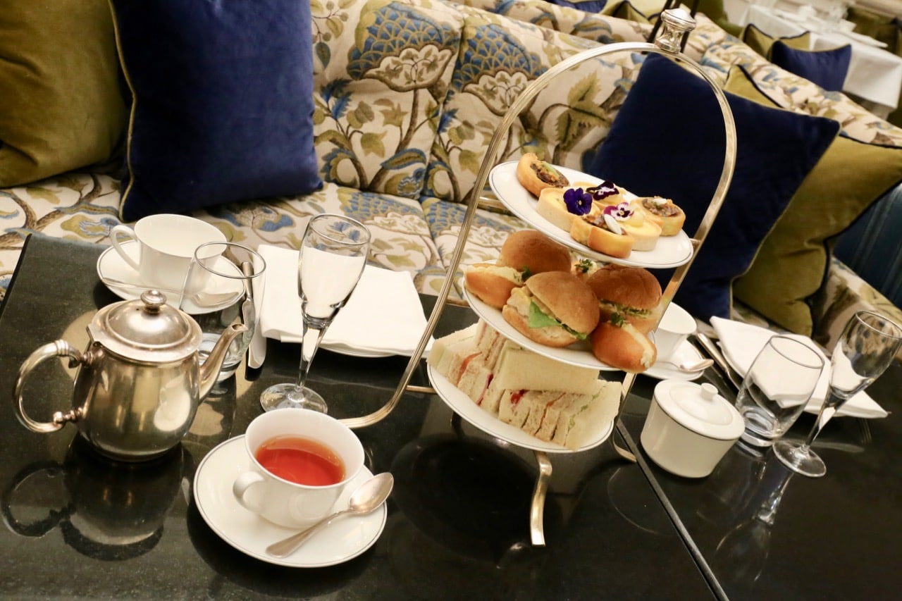 Indulge in the Afternoon Tea tradition at Edinburgh's most luxurious hotel.