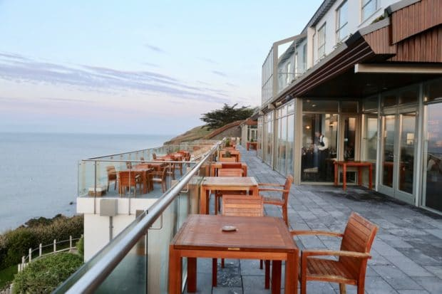 Cliff House Ardmore: Best Spa Break in Ireland Offers Michelin Dining