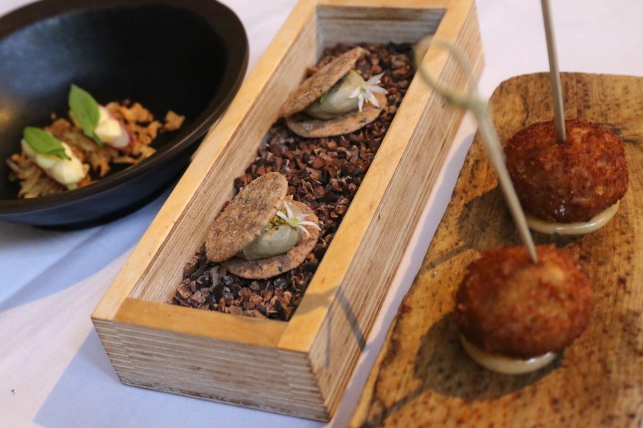 Enjoy a romantic fancy Irish feast at Greenes Restaurant.