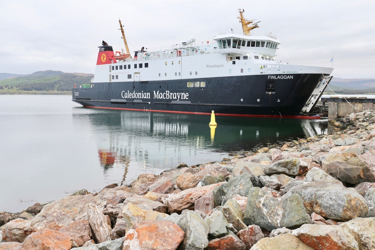 CalMac operates a regular ferry service from Kennacraig to Islay.