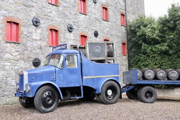 Visit Ireland's Jameson Distillery near Cork to sip the best Irish Whiskey Sour.
