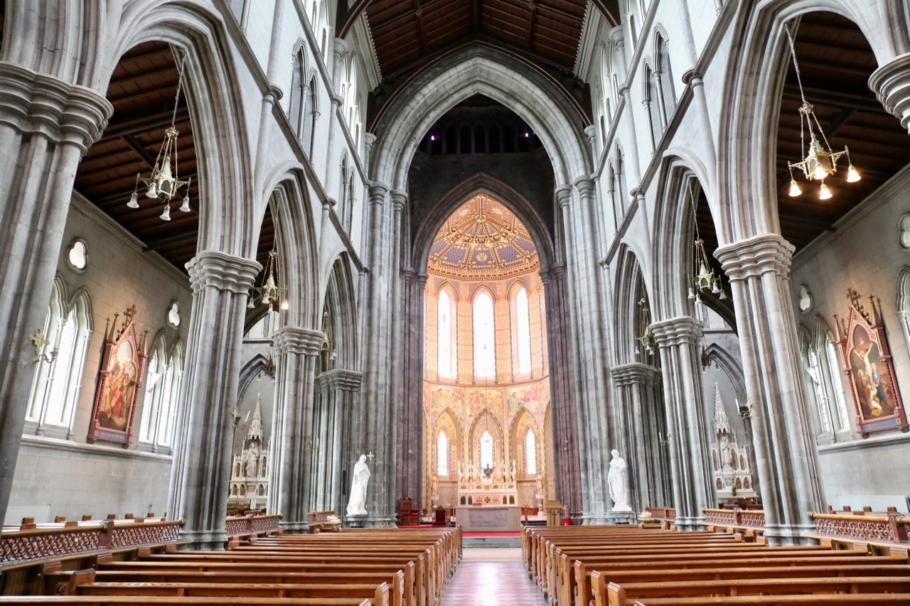 Things to do in Kilkenny: Finish your Christian architectural tour of the city at St Mary's Cathedral.