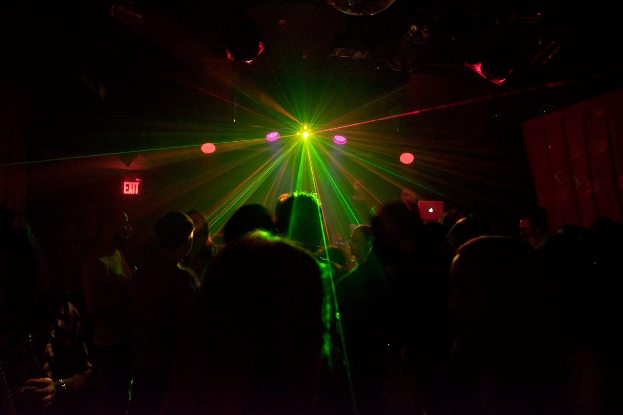 Live Music in Toronto: The Piston is an intimate venue with an incredible lighting rig.