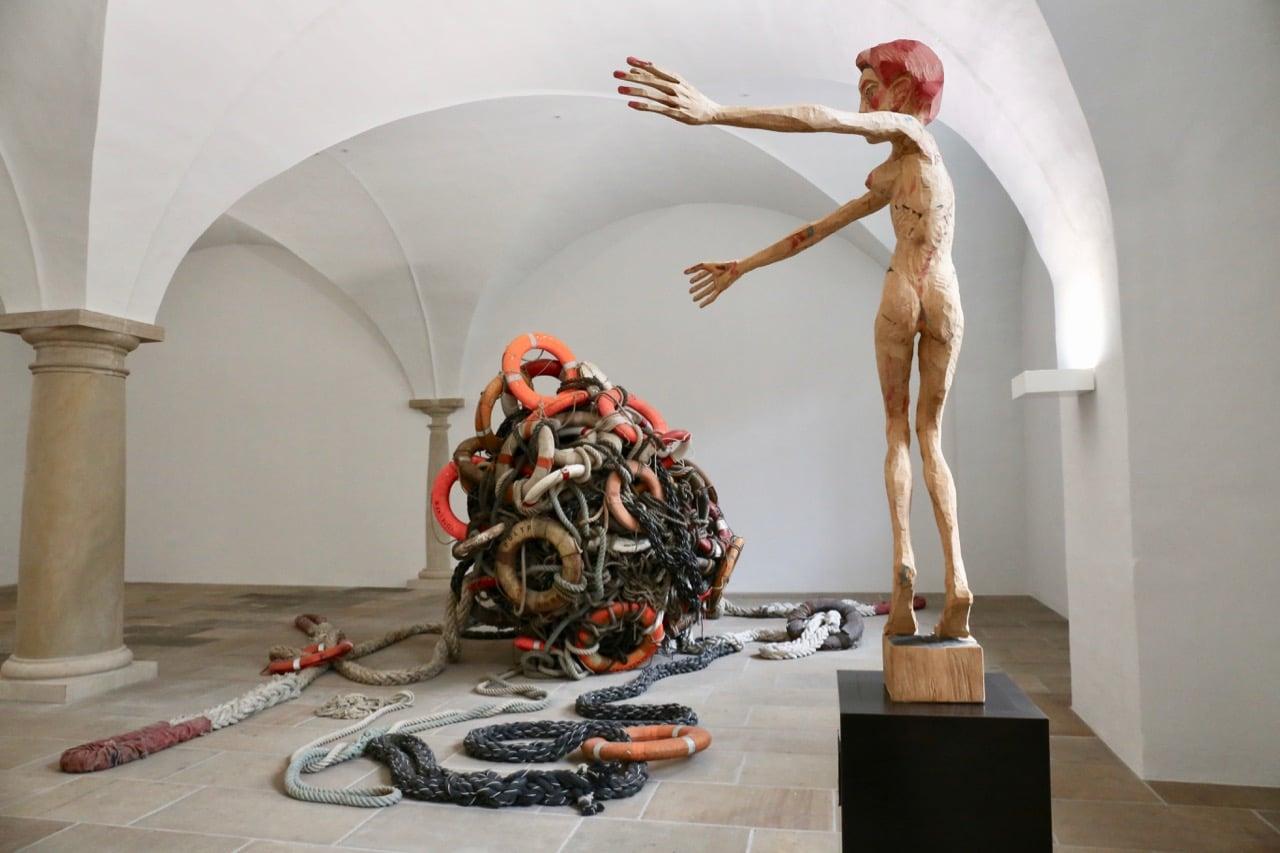 Albertinum is the best art museum in Gay Dresden.
