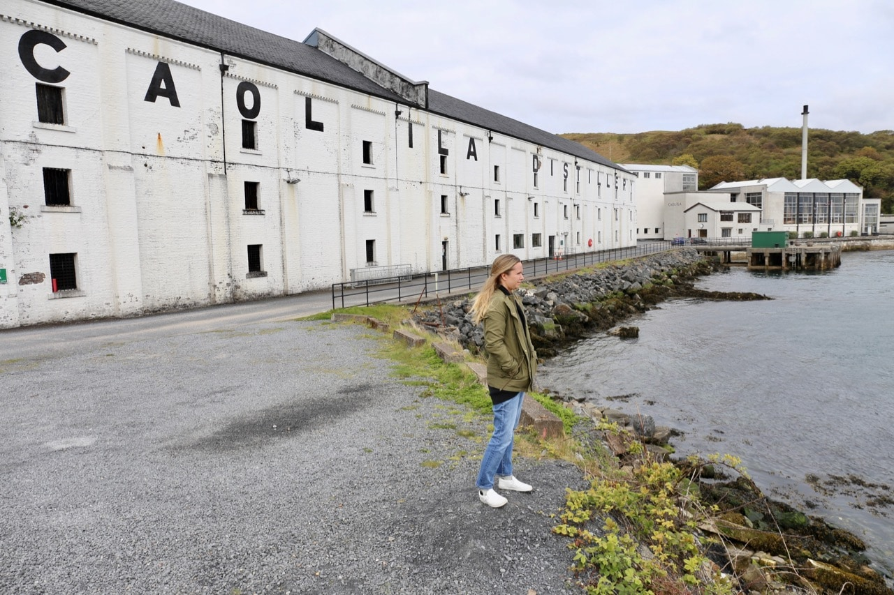 Caol Ila is one of the least known Islay Distilleries.