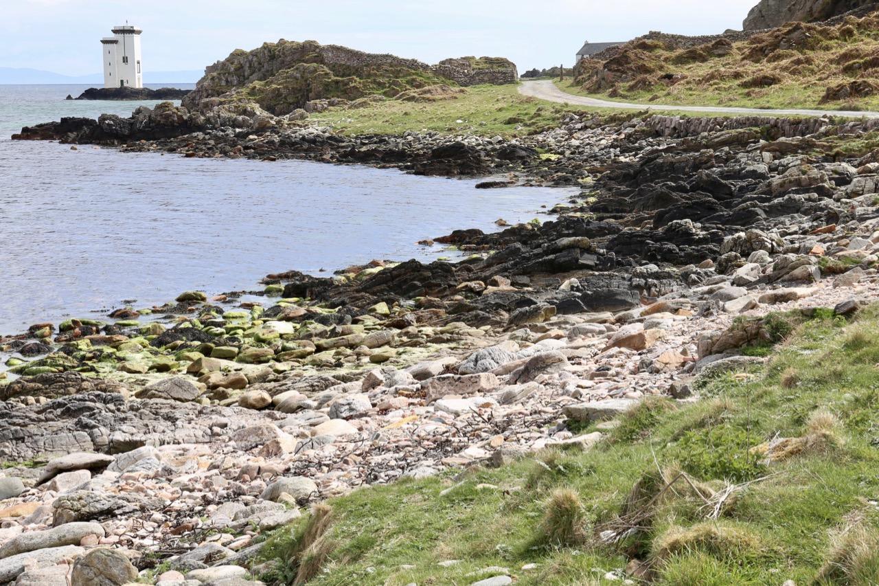 Things to do on Islay: Hike to Carraig Fhada Lighthouse near Port Ellen.