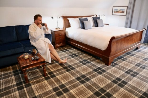 Edinbane Lodge: Luxury Boutique Hotel and Restaurant in Skye