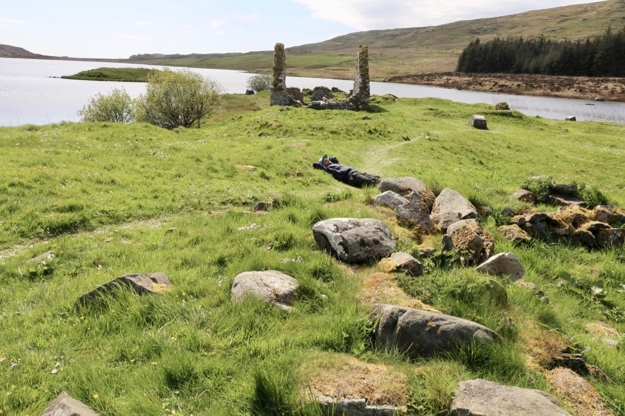 Visit one of Scotland's most important archaeological sites, Finlaggan Trust.