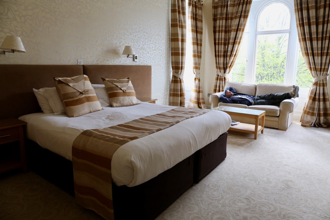 Things To Do in Inverness: Enjoy a suite sleep at Glen Mhor Hotel.