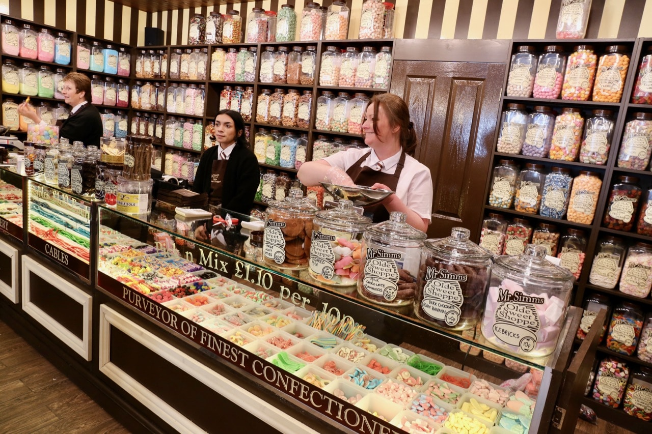 Things To Do in Inverness: Mr Simms Olde Sweet Shoppe is a candy lovers dream!