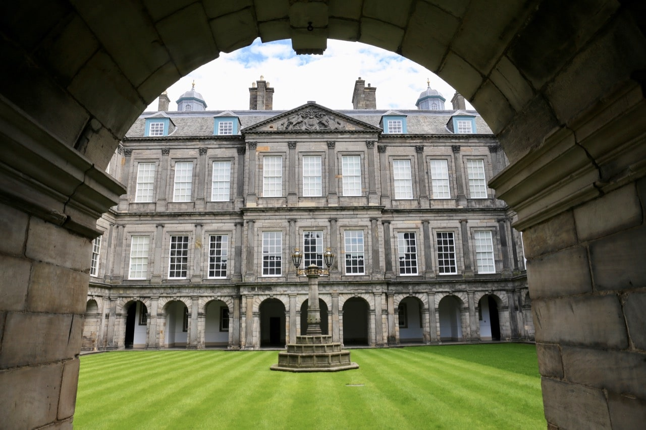 Things To Do in Edinburgh at Night: Enjoy a VIP after hours tour at Palace of Holyroodhouse.