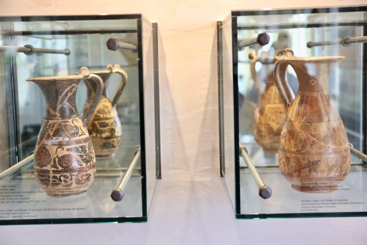 The Civic Archaeological Museum is the best attraction in Pitigliano for history and archaeology lovers.