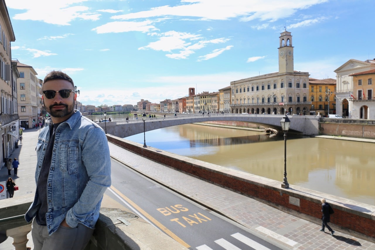 Canottaggio and Luminara Festivals take place at Ponte di Mezzo and are one of Pisa's most popular annual attractions.