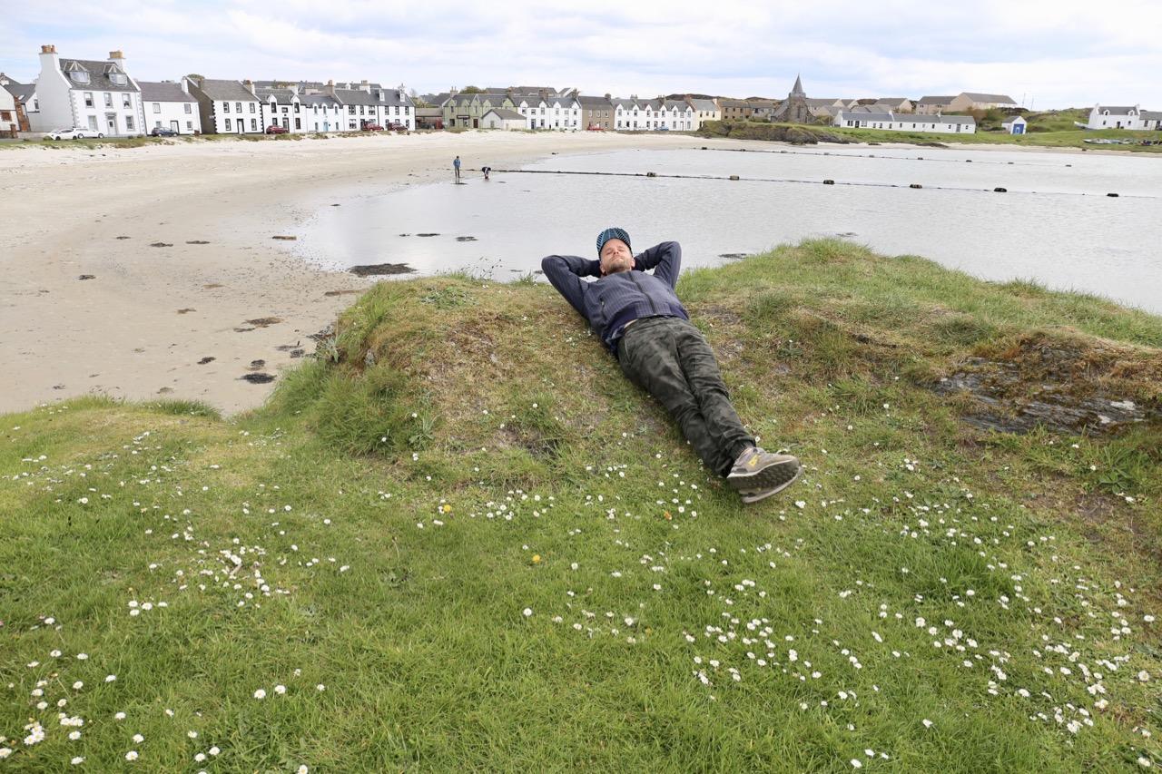 Start your Islay road trip in Port Ellen.