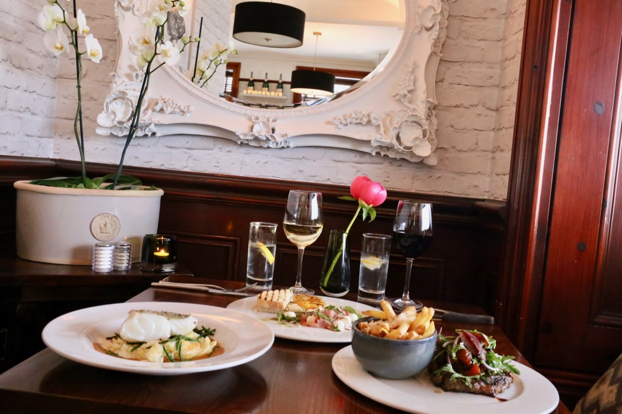 Things To Do in Inverness: Enjoy an elegant dinner at River House Restaurant.