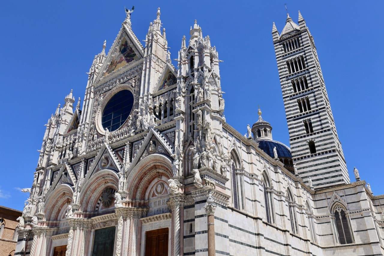 A visit to the city's iconic Duomo is one of the most popular things to do in Siena.