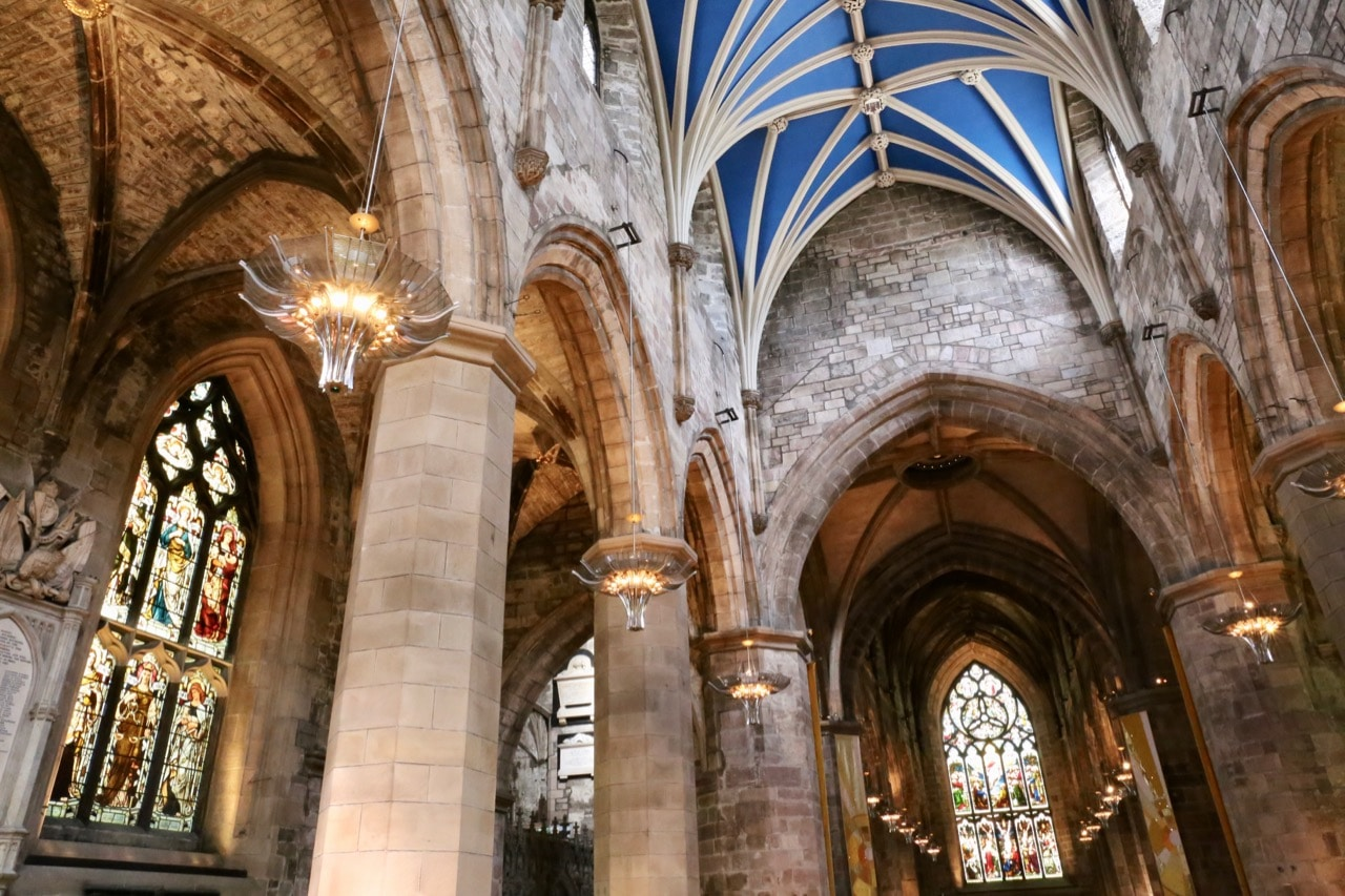 Things To Do in Edinburgh at Night: Enjoy an evening concert at St Giles' Cathedral.